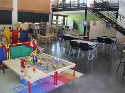 Aménager vos espaces de jeu en ludothèque