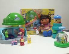 Aménager des espaces de jeu en lieu d'accueil petite enfance